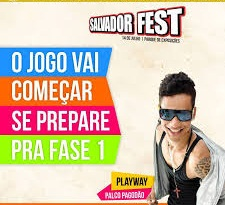 PLAY WAY - SALVADOR FEST 2013
